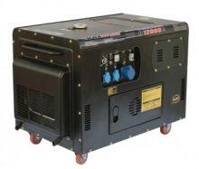 Генератор дизельный Foxweld D12000S :: Электрострой