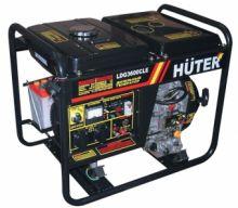 Генератор дизельный Huter LDG3600CLE :: Электрострой