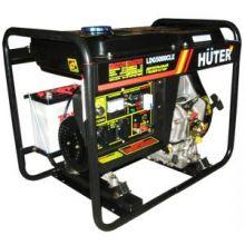 Генератор дизельный Huter LDG5000CLE :: Электрострой