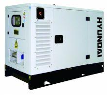 Генератор дизельный Hyundai DHY 9KSEM :: Электрострой